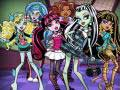 Jocuri Monster High School